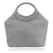 Women's Bags Polyester Tote / Clutch / Ev...