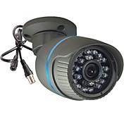 1/3 cmos 1200tvl防水IP66カメラ家の安全のためのプライム監視カメラ