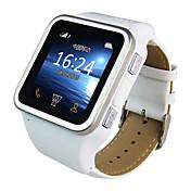 スマートウォッチの腕時計のブルートゥースの答えとダイヤル電話の歩数計の盗難警報機能