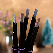 Lápices de Cejas Bolígrafos y lapiceros Maquillaje Ojo Seco Combinación Aceitoso Impermeable Larga Duración Natural 1 pcs 1 Cosmético Útiles de Aseo