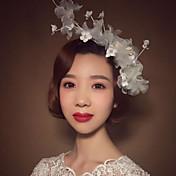 Lino Perla Artificial Flores Celada