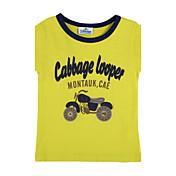 Camiseta Boy-Verano-Algodón