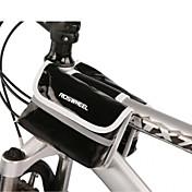 ROSWHEEL® Bolsa para Bicicleta 4LLBolsa para Cuadro de Bici Impermeable / A prueba de lluvia / A Prueba de Golpes / Listo para vestir