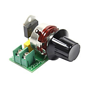 3000W scr importada regulador de voltaje de alta potencia para Arduino