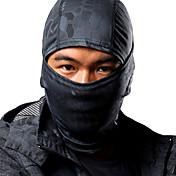 Unisex Máscara de protección contra la polución Secado rápido A prueba de insectos Transpirable Suave Materiales Ligeros para Camping y