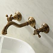 Bathroom Sink Faucet - Widespread Antique...