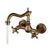 Bathroom Sink Faucet - Rotatable Antique ...
