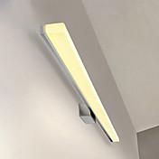AC 100-240 20W 集積LED 現代風 シルバー 特徴 for LED ミニスタイル 電球は含まれています,アンビエントライト 浴室用照明器具 ウォールライト