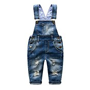 Toddler Boys' Solid Colored Sleeveless Co...
