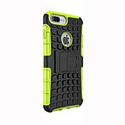 iphone 6S 6用のスタンドプラスSE 5秒5とiphone 7プラスソフトケースフットボールライン保護カバー