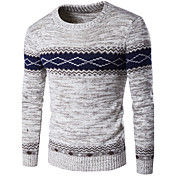 Men's Weekend Long Sleeve Pullover - Colo...
