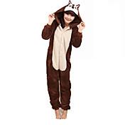 Adults' Kigurumi Pajamas Mouse Chipmunk O...