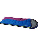 Saco de dormir Retangular Solteiro (L150 cm x C200 cm) 10 Algodão 800g 180X30 Equitação / Campismo / Viajar / Exterior / InteriorÁ Prova
