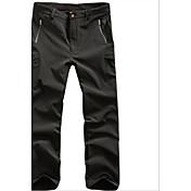 Pantalones de caza Impermeable Mantiene abrigado Listo para vestir Unisex Clásico camuflaje Pantalones/Sobrepantalón Chaquetas Shoftshell