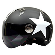 beon 102 motocicleta del casco del verano del casco Harley medio casco anti-niebla anti-ultravioleta del casco de seguridad de manera