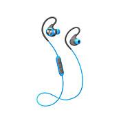 iPhoneのiOS用jlab epic2 BluetoothワイヤレススポーツイヤホンヘッドセットAURICULARESのdeportivosは、ハンズフリーヘッドホンイヤホン
