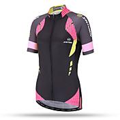 XINTOWN Women's Short Sleeve Cycling Jers...