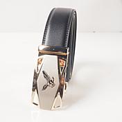 Piel Cuero Cinturón de Cintura Vintage Fiesta Trabajo Casual Todas las Temporadas