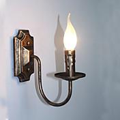 Antigua lámpara de pared lámpara de pared