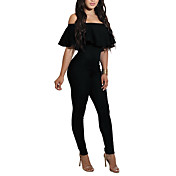 Women's Club Holiday Street chic Jumpsuit...