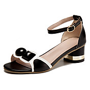 Women's Shoes Leather Summer Comfort Sand...