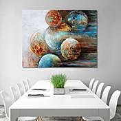 Impresiones en Lienzo Estirado Abstracto Modern,Un Panel Lienzos Horizontal lámina Decoración de pared For Decoración hogareña