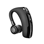 ハンズフリービジネスBluetoothヘッドセットマイクの音声制御ワイヤレスBluetoothイヤホンヘッドフォンスポーツ音楽イヤホン