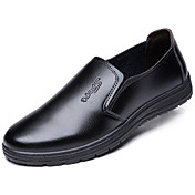 Men's Dress Loafers Leather Spring / Fall...