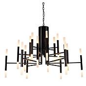 Ecolight™ Lámparas Araña Luz Ambiente - LED, Los diseñadores, 110-120V / 220-240V, Blanco Cálido, Bombilla incluida / G4 / 20-30㎡