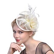 Tulle Feather Net Fascinators 1 Wedding S...
