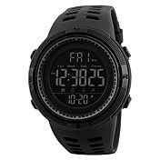 SKMEI Hombre Para Hombre Reloj Deportivo Reloj Militar Reloj de Moda Reloj de Pulsera Reloj digital Japonés Digital Despertador