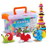 ドール ブロックおもちゃ 3Dパズル ボール 車両 大人も遊べるおもちゃ 旅行用おもちゃ 論理的思考おもちゃ&パズル 科学&観察おもちゃ 知育玩具 おもちゃ 方形 球体 ハート型 目 DIY 指定されていません 男女兼用 小品