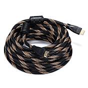 HDMI 1.4 Cable, HDMI 1.4 to HDMI 1.4 Cable Macho - Macho 10.0M (30 pies)