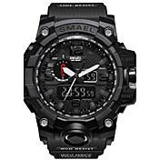 Hombre Reloj Deportivo Reloj Militar Reloj de Vestir Reloj elegante Reloj de Moda Reloj de Pulsera Reloj creativo único Reloj digital