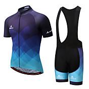 Miloto Men's Short Sleeve Cycling Jersey ...