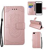アップルiphone 7 7 plus iphone 6s 6 plus case iphone 5s 5 seのパームパターンpuレザーケース