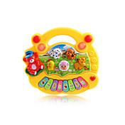 Juguetes Musicales Instrumentos de juguete Juguetes Piano Plásticos 1 Piezas Unisex Regalo