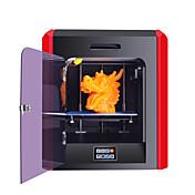 Yite impresora 3d completa metal de alta precisión montado 3d volumen de construcción de la impresora 200x200x200mm multifunción plug and