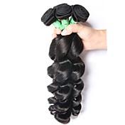Tejidos Humanos Cabello Cabello Peruano Ondulado Amplio 18 Meses 4 Piezas los tejidos de pelo kg Extensiones rápidas