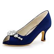 Women's Shoes Stretch Satin Spring / Summ...