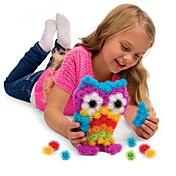 ブロックおもちゃ ボール Bunchems おもちゃ 球体 子供用 400 小品