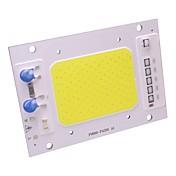 50w ledのコブチップ防水ip65 ledランプ電球220vスマートICのdiyスポットライト投光器暖かく/クールな白(1個)