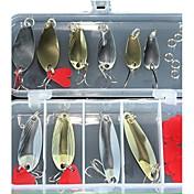 31 個 スプーン メタルベイト グラム/オンス mm インチ 海釣り ベイトキャスティング 穴釣り その他 ルアー釣り 一般的な釣り 流し釣り/船釣り