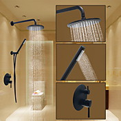 Sprinkle® Shower Faucet - Round Oil-rubbe...