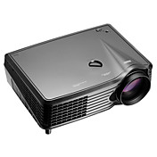 LCD Home Theater Projector 3000lm lm Supp...