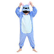 Kigurumi Pajamas Blue Monster / Monster O...