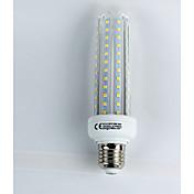 1pc 19W E27 Bombillas LED de Mazorca T30 96 leds SMD 3528 Blanco Fresco 1600lm 6400K AC 110-240V