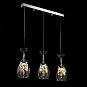 アイランド コンテンポラリー ペンダントライト 用途 リビングルーム キッチン ダイニングルーム ゲームルーム 電球付き