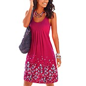 Women's Daily / Holiday Street chic Loose...