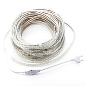 20m 1200SMD LEDs 5050 SMD Warm White / Wh...
